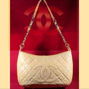 😍BEAUTIFUL😍 CHANEL Caviar Matrasse Chain Bag